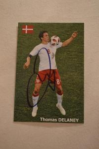 Delaney Thomas - fotbal