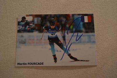 Fourcade Martin - biatlon