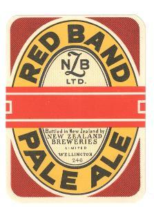 Pivní etiketa Nový Zéland 3