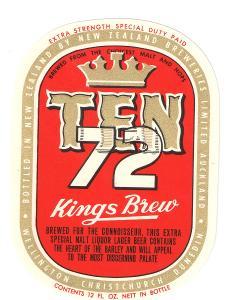 Pivní etiketa Nový Zéland 4