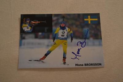 Brorsson Mona - biatlon