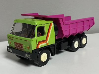 Stará hračka Tatra 815 Kaden KDN, sklápěčka RARITA!!!