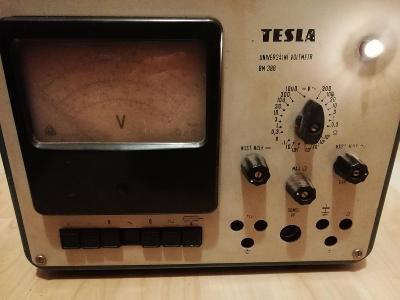 Tesla Univerzální voltmetr BM388