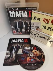 Ps3 - Mafia 2 (CZ)