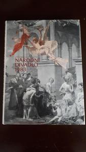 Národní divadlo 1983. Rekonstrukce při stoletém výročí ND.