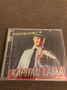 JAMES COLE - KAPITAN LASKA - CD