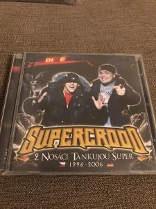 SUPERCROOO - DVA NOSACI TANKUJI SUPER - CD