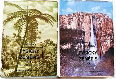 Fysický zeměpis II. a III. díl