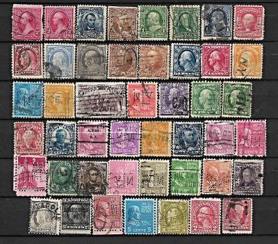 Známky USA