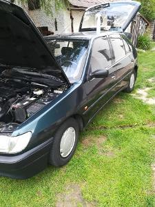 Peugeot 306 1,9XNd R.V 1993