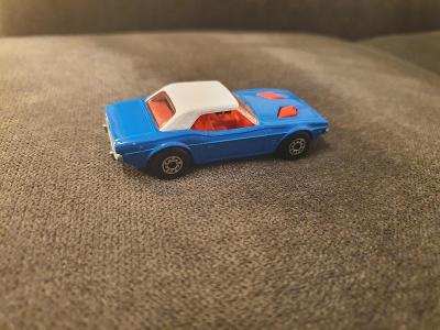 Dodge challenger         1975 by lesney product