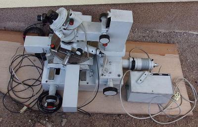 Měřicí dílenský mikroskop Zeiss