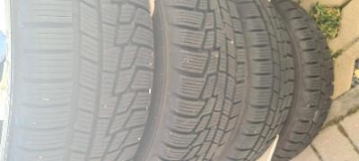 Málo jeté zimní gumy NORDMAN WR 195/55R16 87H