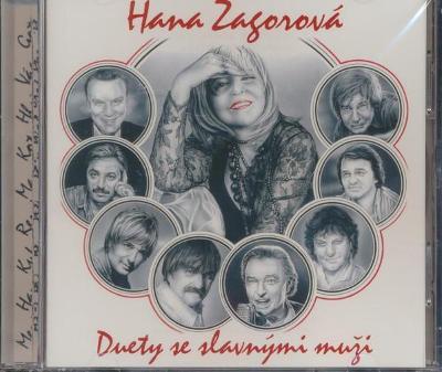 CD Hana Zagorová – Duety Se Slavnými Muži