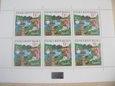 Známky 2004, Europa - Prázdniny