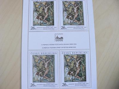 Známky 2005, Antonín Procházka - Prométheus