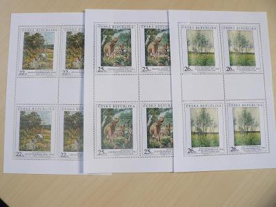 Známky 2005, Umělecká díla na známkách