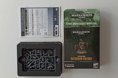 Warhammer 40k Colonel Catachan
