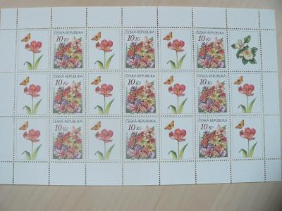 Známky 2006, Gratulační kytice