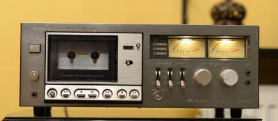 SONY TC-K6B TOP stereo cassette deck player/kazetovy magnetofon