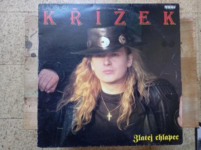 Ladislav Křížek – Zlatej Chlapec (LP)