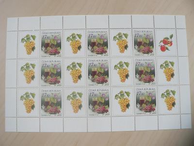 Známky 2008, Víno