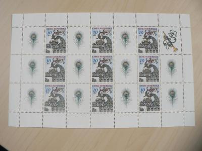 Známky 2008