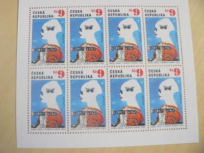 Známky 2003, Europa - umění plakátu