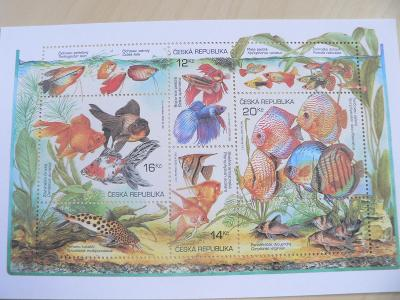 Známky 2003, Chovatelství - Akvarijní rybičky