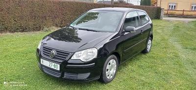 VW Polo 1,2 HTP 44 Kw r.v.2008 naj.124 tis.km,stk 10/2023