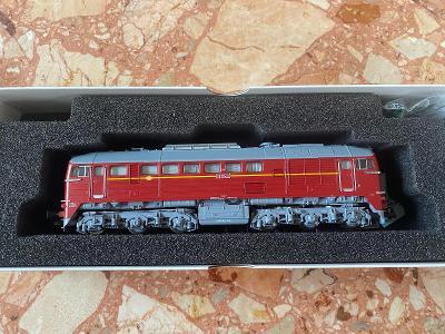 Dieselová lokomotiva T679.1427 Sergej ČSD