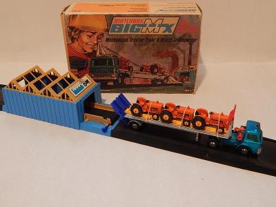 Matchbox set BM-4 , BM-A