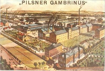 Plzeň - Pilsner Gambrinus