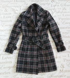 Dámský zimní kabát Orsay vel. 38