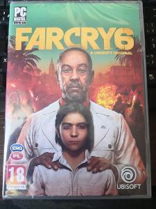 Far Cry 6 NOVÁ PC Hra zabalená v Krabičce