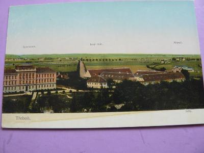 TŘEBONSKY PIVOVAR 1911,LUXUSNÍ