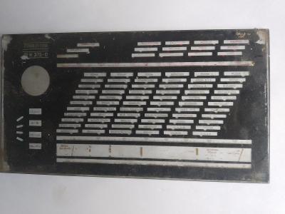 Staré rádio - stupnice MK 375