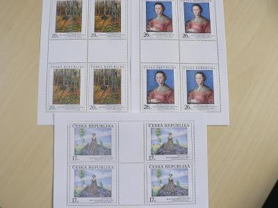 Známky 2003, Umělecká díla na známkách