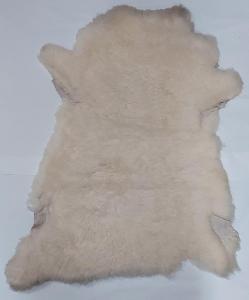 Pravá ovčí kůže / ovčí kožešina - předložka, 77 x 50 cm, č.3
