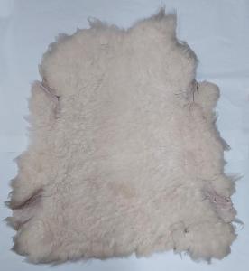 Pravá ovčí kůže / ovčí kožešina - předložka, 80 x 66 cm, č.6