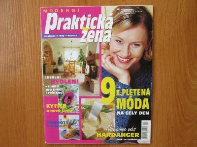 Praktická žena - ruční práce ... 80 stran