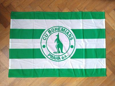 Bohemians 1905 , vlajka nová