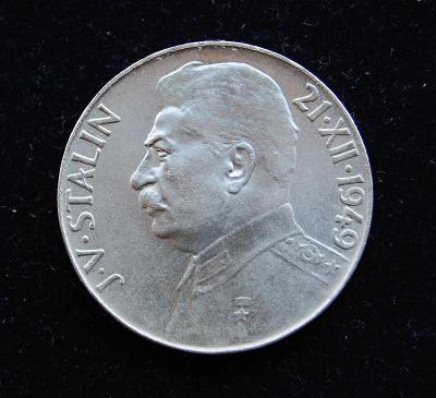 ČSR - 50 Kčs 1949 J.V.Stalin