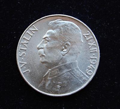 ČSR - 100 Kčs 1949 J.V.Stalin