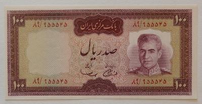 IRÁN (P086a) 100 Rials ND(1969) UNC