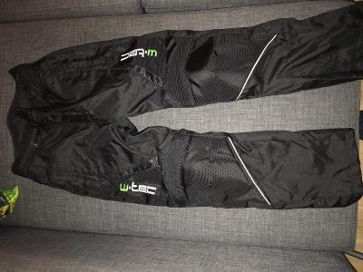 Kalhoty na motorku zn: w-tec . velikost S .
