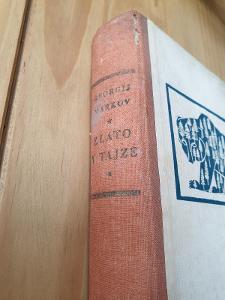 Kniha Zlato v Tajze 1952