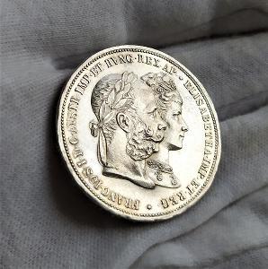 2 Zlatník 1879 Svatební, NÁDHERNÝ!!