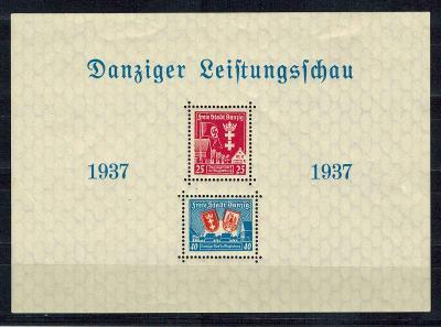 Danzig - č.Block3  * (viz.obr. a popis