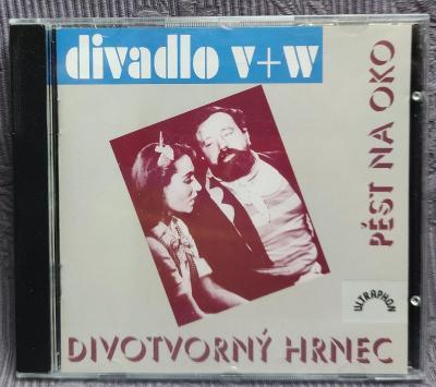 CD - Divadlo V + W 1947-1948 ( 1995 ) , CD V PĚKNÉM STAVU